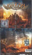 CD--TIMO TOLKKI'S AVALON--THE LAND OF NEW HOPE -LTD.DIGIPAK+DVD-   CD+DVD