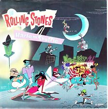 """THE ROLLING STONES : Harlem Shuffle 7"""" with label code CBS CBSA 6864"""