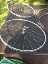 Fast Road Bike Wheel Set SunTour Superbe Hubs - Bicycle  - Tubular