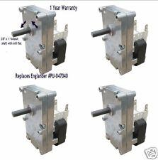 ENGLANDER PELLET STOVE AUGER FEED MOTOR [XP7100]  4 PACK  #PU-047040 MK# B4415UI