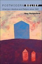 20/21: Postmodern : American Literature and Religion since 1960 by Amy...