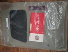 ALFA ROMEO 159 FRONT & REAR / MATS SET for RHD / CARs