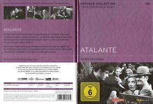 DVD ATALANTE - ARTHAUS COLLECTION - KLASSIKER FRANKREICH OmU - JEAN VIGO * NEU *