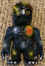 Real x Head RealxHead RxH Blue Speckled Mutant CHAOS BEAST sofubi vinyl figure
