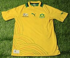 SOUTH AFRICA NATIONAL TEAM 2011-2012 FOOTBALL SHIRT JERSEY HOME PUMA ORIGINAL