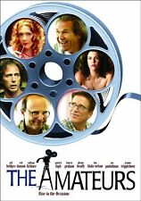 DVD - Comedy - The Amateurs - Jeff Brdiges - Ted Danson - Tim Blake Nelson