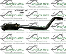Catalytic Converter-Exact-Fit Right Davico Exc CA 19064