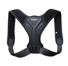 RIGRIN Posture Corrector for Men and Women, High Elastic Adjustable Upper Back