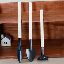 3pcs/set Gardening Tools Mini Shovel Harrow Spade for Potted Plant Flowers PRO#