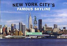 Nieves 2016 estampillada sin montar o nunca montada famoso horizonte de la ciudad de Nueva York NY2016 1v S/S rascacielos sellos