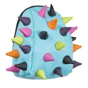 MadPax NIBBLER Small Backpack- AQUA MULTI SPIKE
