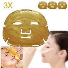 3pc Premium Collagen Crystal Face Mask Anti Aging Skin Care Facial Mask Hydra TH