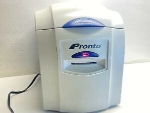 Magicard Pronto Single Side Thermal Photo ID Card Printer As Is @AR357
