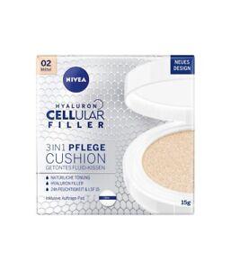 Nivea Cellular Filler 3in1 Pflege Cushion 02 Mittel