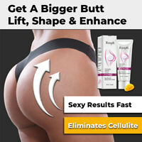 NEW BUTT ENLARGEMENT CREAM ENHANCEMENT OIL ENHANCER FIRMING LIFT SCULPT BOOTY