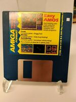 Disk at the arcade Easy Amos Amiga Format Cover Disk  TESTED and working