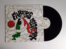 Disco 33 giri 12'' Non stop Italian dance hits by DJ Faber Cucchetti