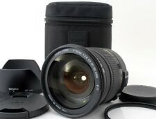 Sigma 17-50mm f/2.8 EX DC OS HSM Zoom Lens For Canon EF w/Case[Near Mint]#634489