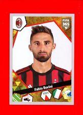 FIFA 365 2017-18 PANINI 2018 -Figurina Sticker- n. E59 - BORINI - MILAN