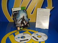 Games For Console Xbox -X Box 360 - HALO 4- buen estado-2 discs
