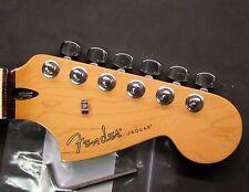 2011 Fender Mexico Blacktop Jaguar ROSEWOOD NECK w/ TUNERS Electric MIM Guitar