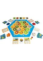 Genuine Settlers of Catan 5th Ed 3071 Replacement Cards Tiles Roads Pieces NEW