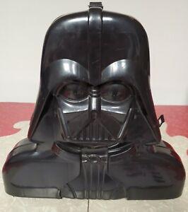 Vintage 1977-84 Star Wars Action Figures + Weapons. Lot of 37 & Darth Vader Case