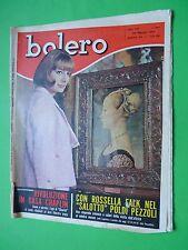 Bolero 1964 890 Rossella Falk Johnny Dorelli Valeria Ciangottini Scilla Gabel