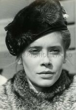 BARBARA DE ROSSI  LE LIEUTENANT DU DIABLE  1983 VINTAGE PHOTO