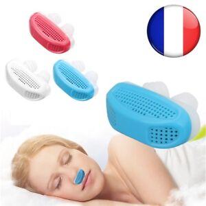 Appareil Respiratoire Aide A Dormir Dispositif Anti Ronflement Soulager Nez Nose