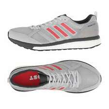 d4d9e2ef2 adidas Mens Adizero Tempo 9 Boost Running Cross Training Shoe Sneaker Gray  9.5