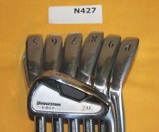 Bridgestone Golf J33 Forged 3-PW Irons TTDG Stiff Steel 8 Club Golf Set N427