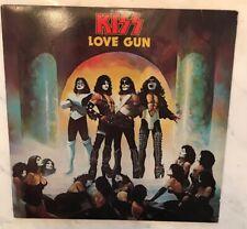 Kiss: Love Gun. NBLP 7057-7 98. Used, 1977; Casablanca Records.