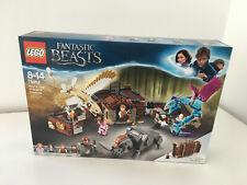 LEGO® 75952 Newts Koffer der magischen Kreaturen, EOL, NEU & OVP