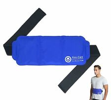 Koo-Care Large Ice Pack Gel Hot Cold Therapy Pack - Wraps around Shoulder, Waist