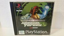 "PS1/PS2/PS3 Spiel""Mortel Kombat Special Forces "" mit OVP+Anl."