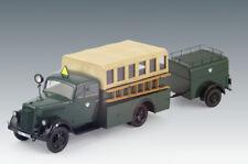 OPEL BLITZ Type 2,5-32 KzS 8 WW II GERMAN FIRETRUCK 1/35 ICM #35403