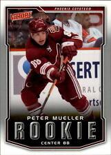 2007-08 Upper Deck Victory #336 Peter Mueller RC Rookie Coyotes
