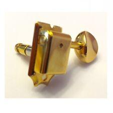 Gotoh Locking Tuners - SD91 - 05M - Gold 6 in Line - 21333GYX