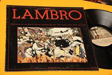 PARCO LAMBRO LP ORIG ITALY PROG 1976 NM !!!!! AREA AGORA' ..............