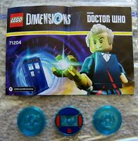 LEGO - Dimensions Level Pack - Dr Who 71204 (Discs Only - No LEGO)
