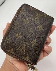 Louis Vuitton Zippy Purse Wallet Monogram Zip Around Purse