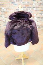 M&S Childs Faux Fur jacket