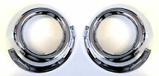 PEUGEOT 307 II 05-07 SET LEFT RIGHT FRONT FOG LAMP FRAME lg