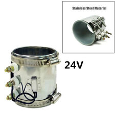 24V Truck Bus Diesel Pump Oil Filter Air Parking Heater Electric Heating Ring