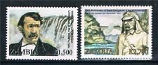 Zambia 2006 David Livingstone SG 1009/10 MNH