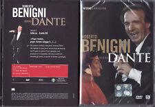 ROBERTO BENIGNI TUTTO DANTE-INFERNO CANTO VII (2008)DVD