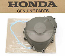 Honda Left Engine Case w/Gasket 99-06 CBR600F4 F4i Stator Alternator Cover #A91