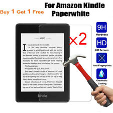 2PCS Tempered Glass Screen Protector For For Amazon Kindle Paperwhite Voyage 6""