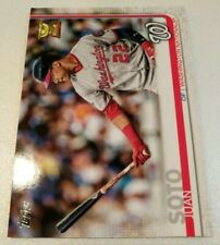 2019 Topps Series 1 #213 Juan Soto -Nationals